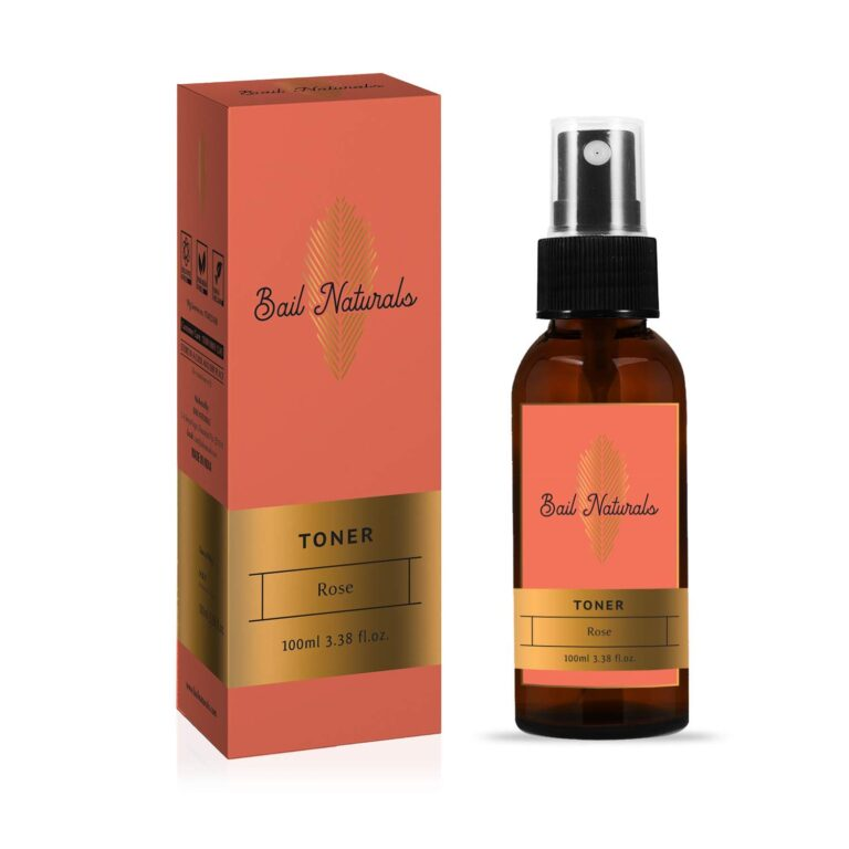Rose Toner Mist 100ml, Oil Control, Pore Tightening, Skin Cleaning | Balances and Restore Skin's PH Level (All Skin Type) (100 ml)