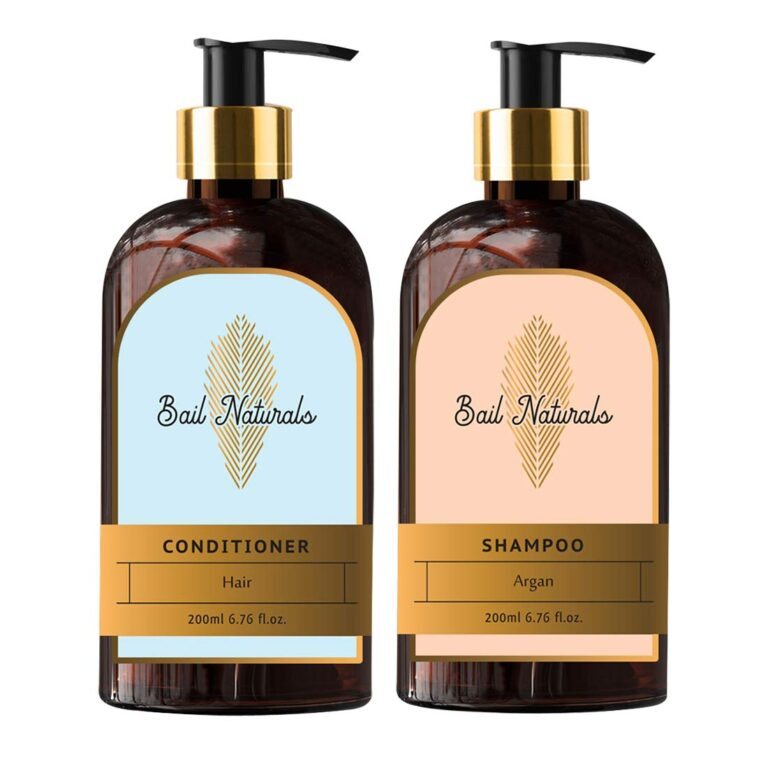 Hair Conditioner & Shampoo for Intense Repair Nourishment Strengthening And Shiny Hair (200 ml)